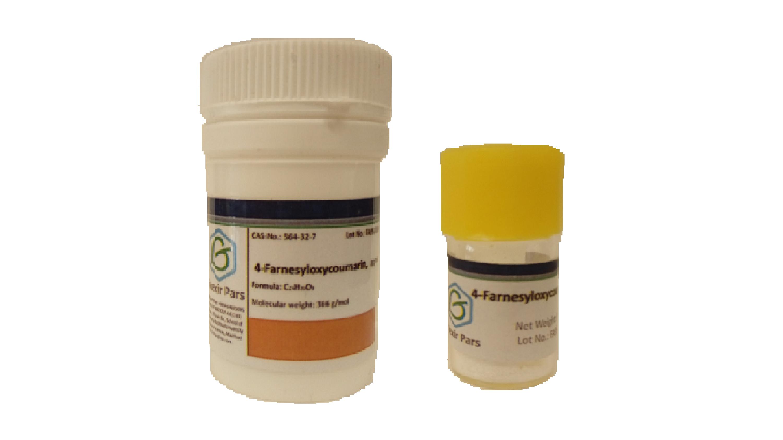 4-farnesyloxycoumarin