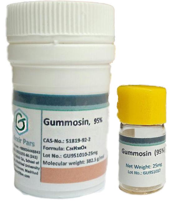 gummosin vial